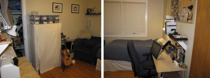 Current living arrangement.